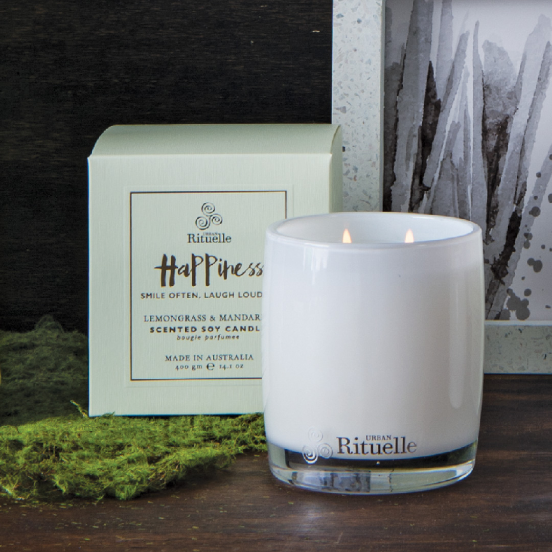 Scented Offerings Scented Soy Candle