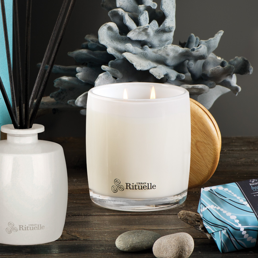 Weekender Scented Soy Candle