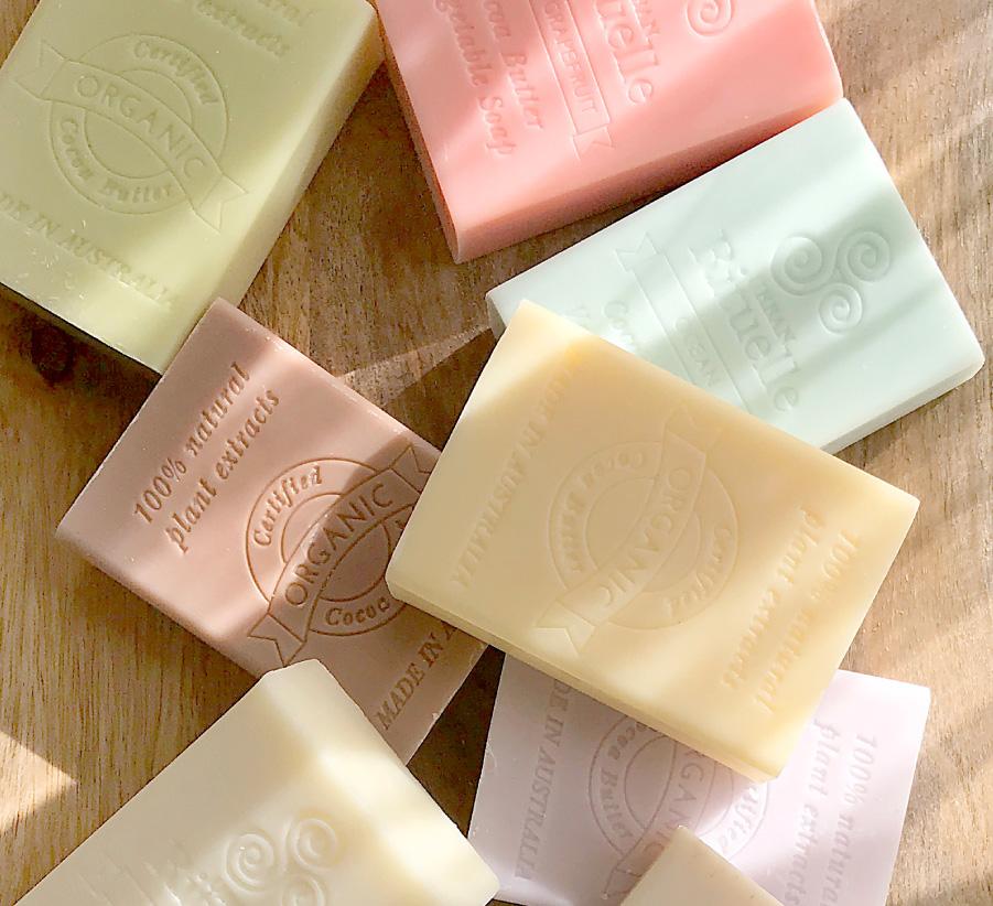 Organic Cocoa Butter Soap