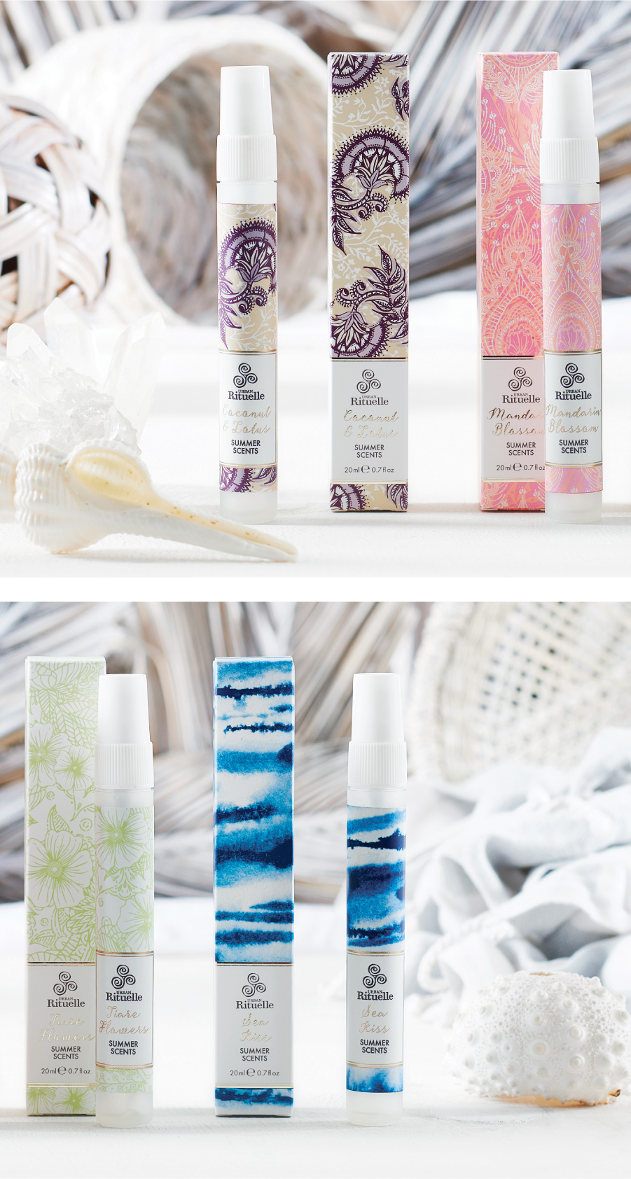 Seaside Story Summer Scents