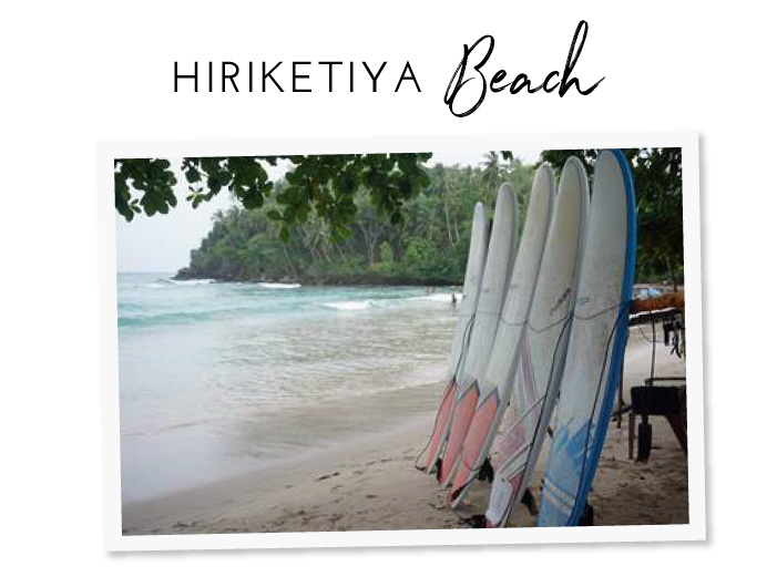 Hiriketiya Beach, Sri Lanka