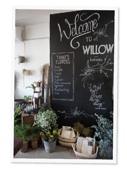 Urban Rituelle in-store at Willow Botanica, Yamba NSW