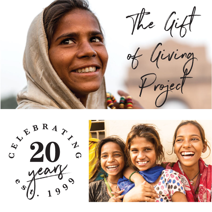 The Gift of Giving Project