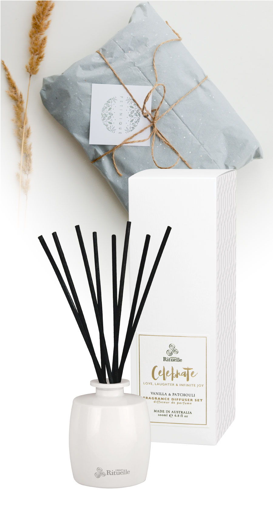 Scented Offerings Celebrate Fragrance Diffuser Set