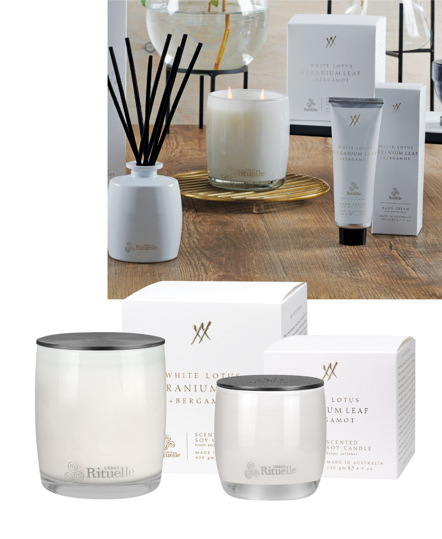New Year, New Rituals. Alchemy Scented Soy Candle